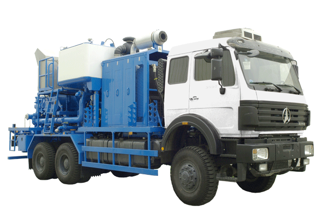 PCT-511B Single Pump Cementing Truck