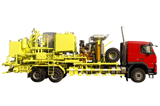 PCT-621ADouble Pump Cementing Truck