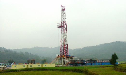 4000m digital-control VF electric rig [ Conventional Drilling - 4000 Meters ]