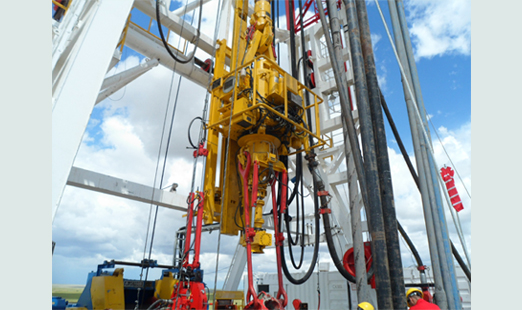 Top Drive [ Offshore Drilling Module - Workover Rig ]