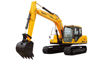 New Generation Hydraulic Excavator:SY135CⅢ