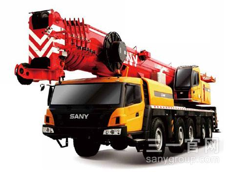 All-terrain Crane:SAC1800