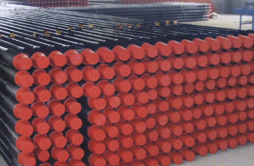 Geological drill pipe