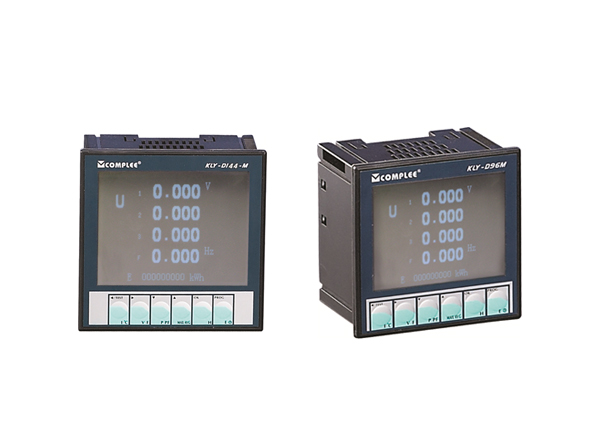 Digital Intelligent Power Meter KLY-D96-M-C1/KLY-D96-M-C2/KLY-D120-M-C2/KLY-D144-M-C2