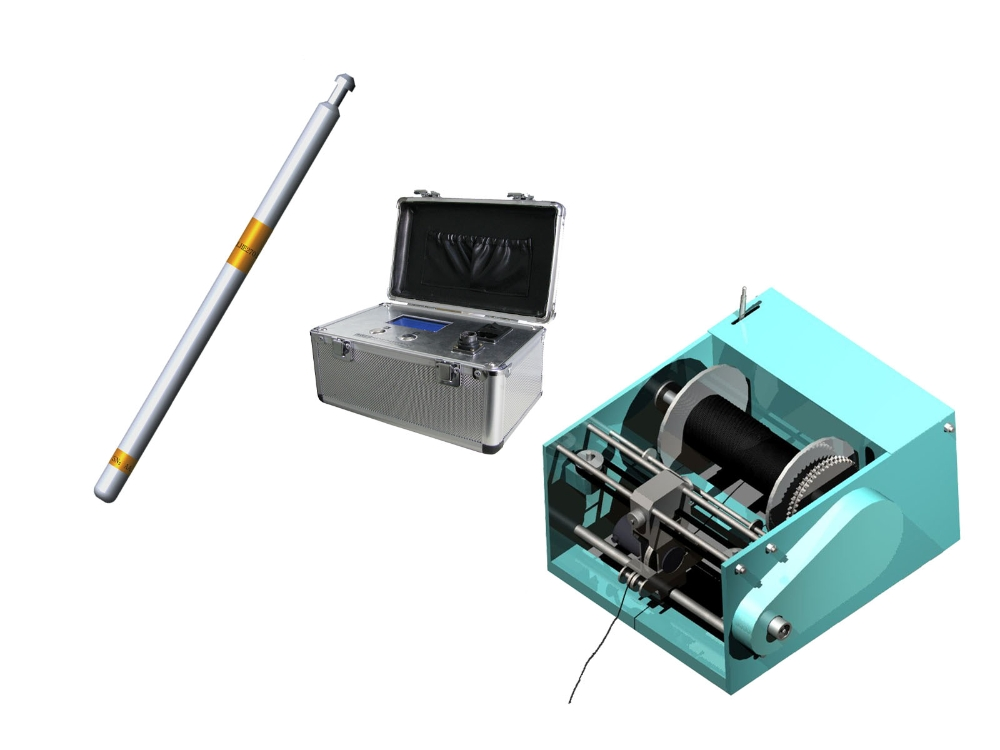 Borehole Survey Instrument (Real time mode)