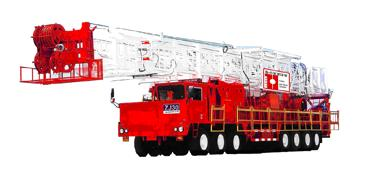 Truck-mounted Drilling Rigs