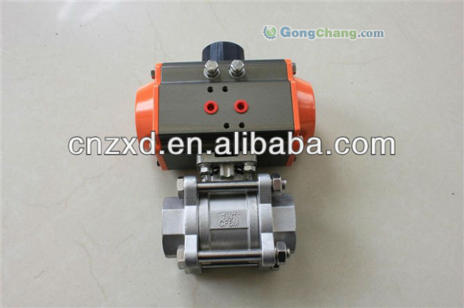 3pc Stainless Steel Ball Valveball Valve