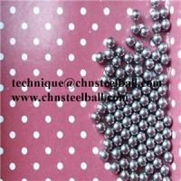0.8mm chrome steel balls with RoHS