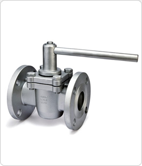 Tefflon Sleeved Plug Valve