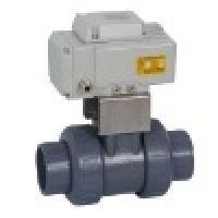 Electric Ball Valve,UPVC Ball Valve,UPVC Electric Motor Type Ball Valve