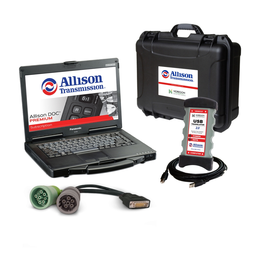 PC Diagnostic Kit with Allison DOC