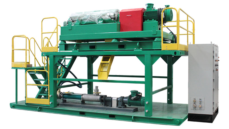 Drill Cuttings Management Modular Unit
