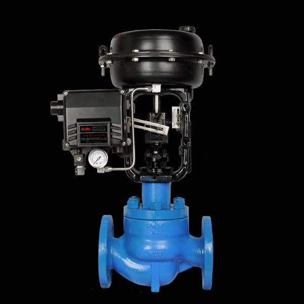The HTS single seat control valve