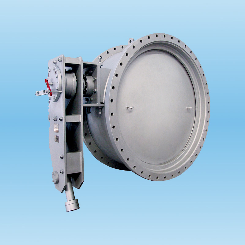 BV - LV connecting rod type butterfly valve