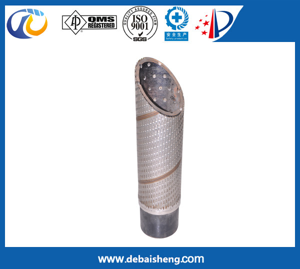 Sand control filter tube - PPS