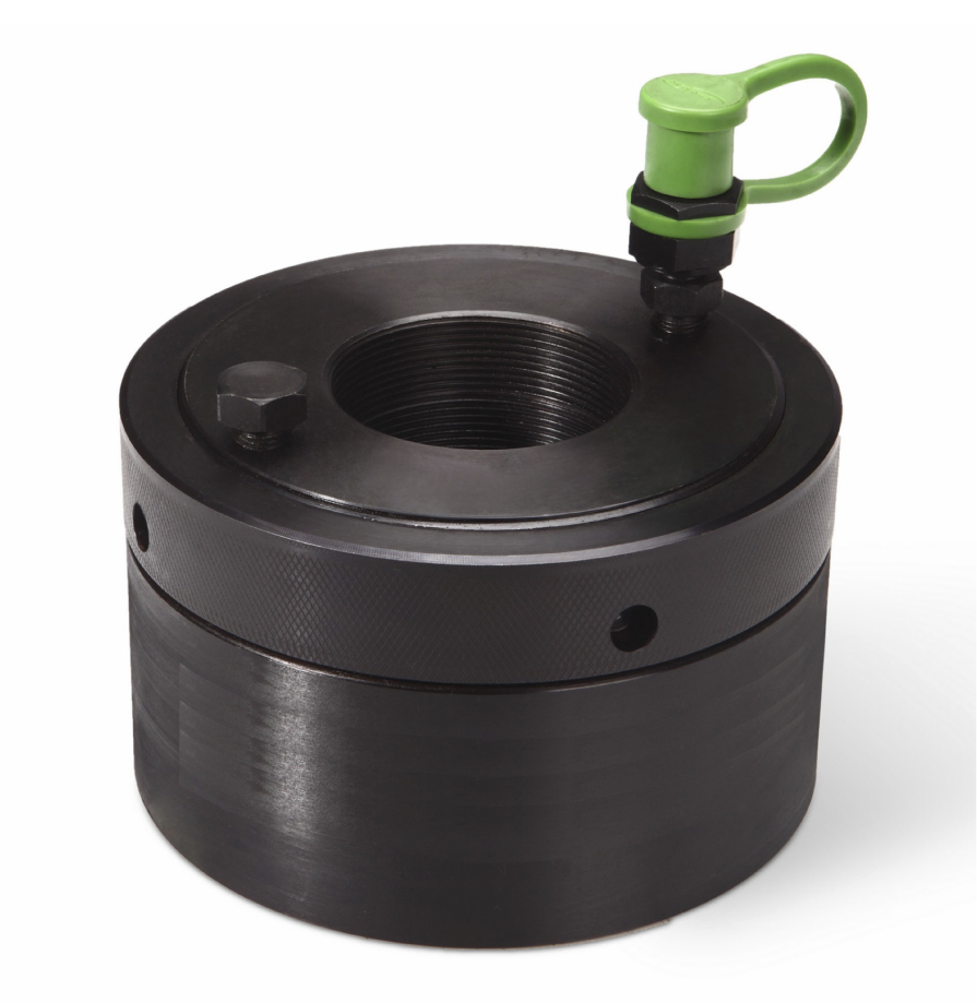 The hydraulic nut 150 mpa